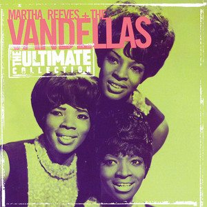 Martha Reeves and The Vandellas I Can't Dance to That Music You're Playin' cover