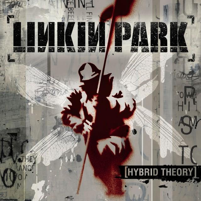 Hybrid Theory Albumcover