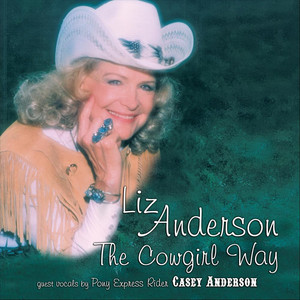 The Cowgirl Way (feat. Casey Anderson) album