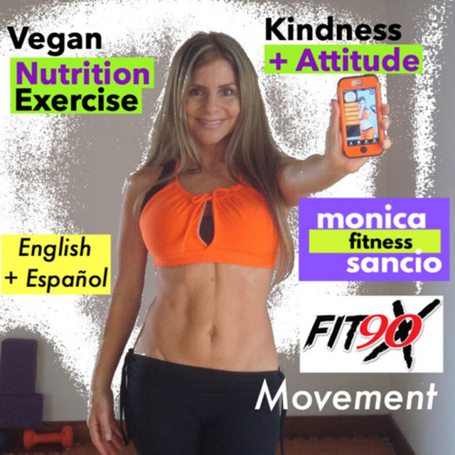 ✅VIDCAST #1 English Video on TV MonicaFit com 💕, an episode from
