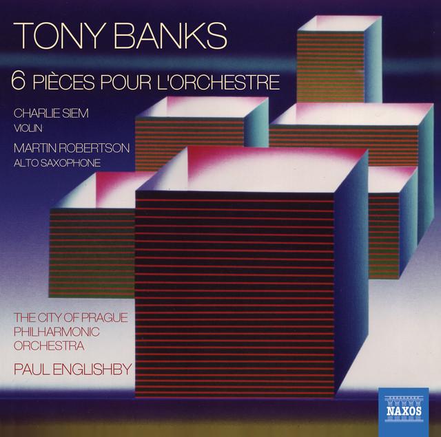 Banks: 6 Pièces pour l'orchestre