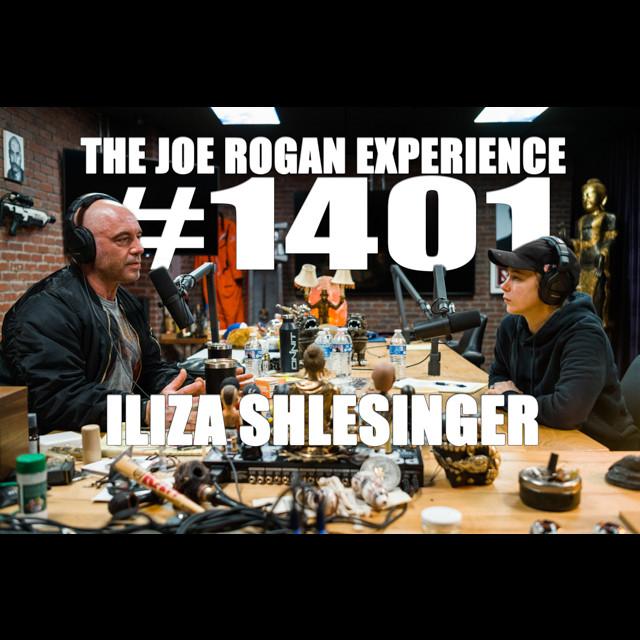 #1401 - Iliza Shlesinger