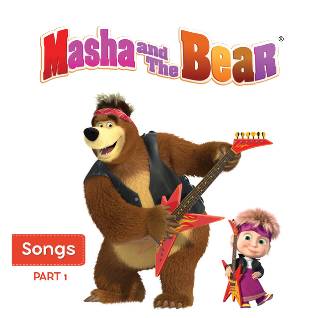 Masha and the Bear Songs, Pt. 1