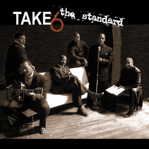 Take 6, Brian McKnight What's Going On cover