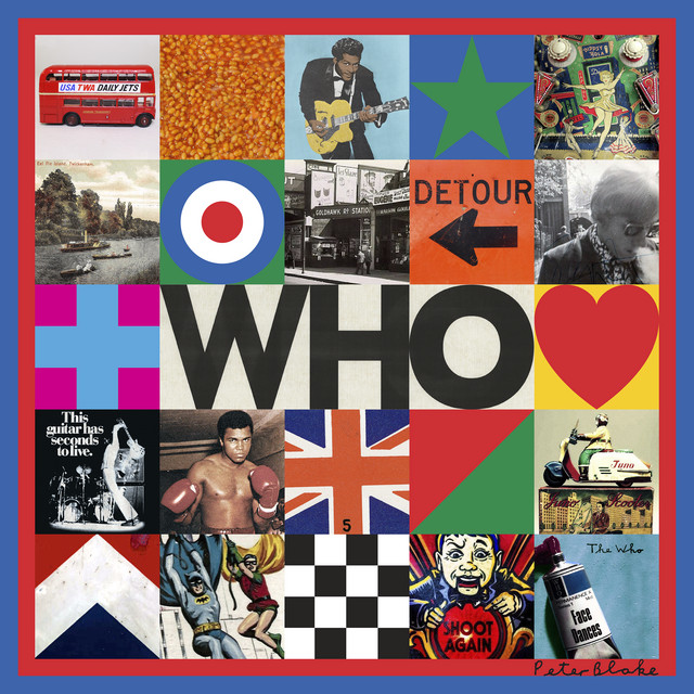 The Who - WHO (Deluxe) cover