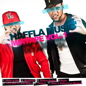 Haffla Music Mixtape Vol. 1 Albumcover