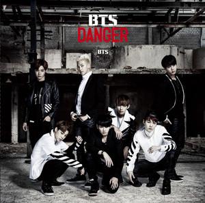 Danger -Japanese Ver.- 通常盤 Albümü