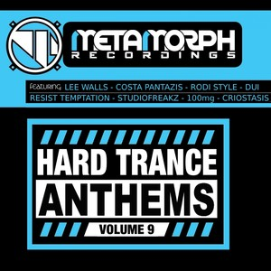 Hard Trance Anthems, Vol. 9 Albumcover