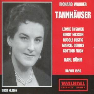 Richard Wagner: Tannhäuser Albumcover