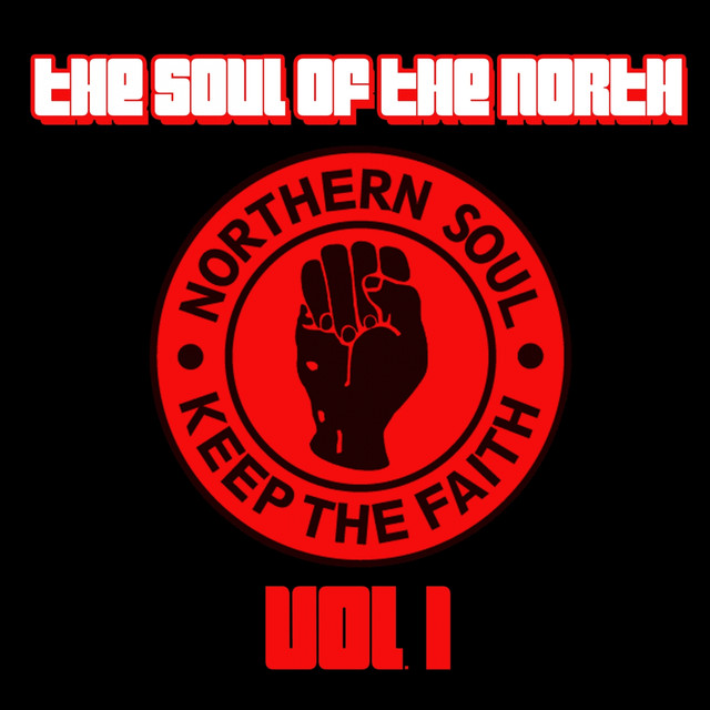 Various Artists The Soul of the North, Vol. 1 album cover