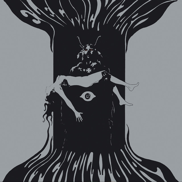 Skivomslag för Electric Wizard: Witchcult Today