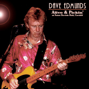 Dave Edmunds I Knew the Bride (live) cover