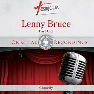 Great Audio Moments, Vol.33: Lenny Bruce Pt.1 album