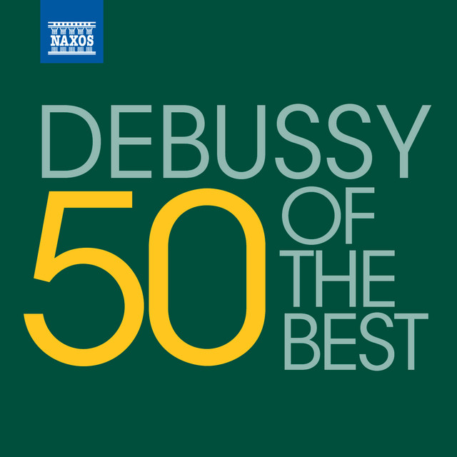 50 of the best: Debussy Albumcover