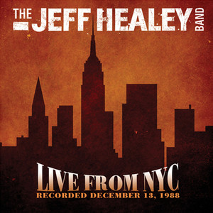 Live From NYC (Live At The Bottom Line, New York, NY / 1988) album
