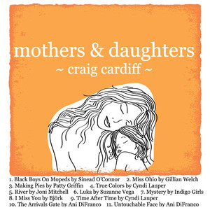 Mothers & Daughters Albumcover