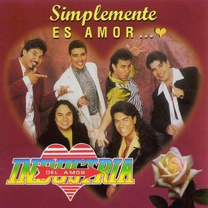 Simplemente Es Amor Albumcover