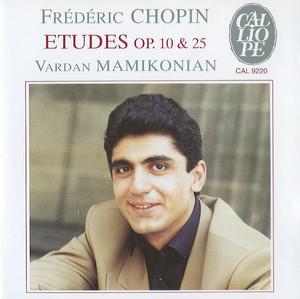 Chopin: Études, Opp. 10 & 25 Albümü