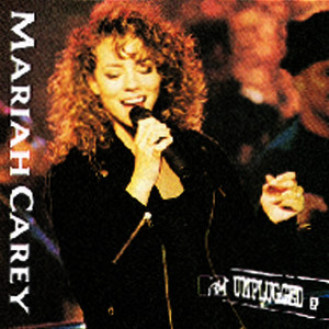 Mariah Carey Mtv Unplugged Ep Albumcover