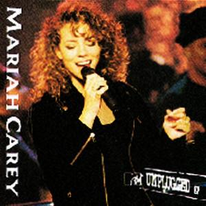 Mariah Carey Mtv Unplugged Ep Albumcover