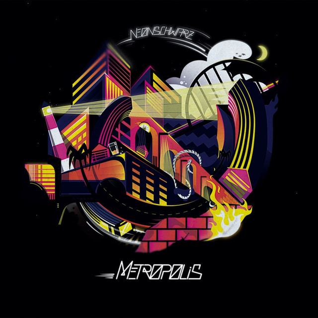 Album cover for Metropolis by Neonschwarz