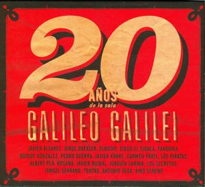 20 Años de la Sala Galileo Galilei - Los Piratas
