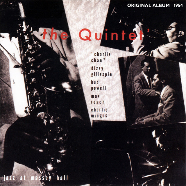 The Quintet The Quintet (Original Album 1953) album cover