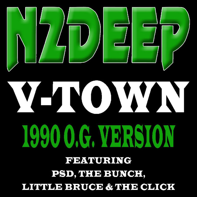 V-Town (1990 O.G. Version) - Single