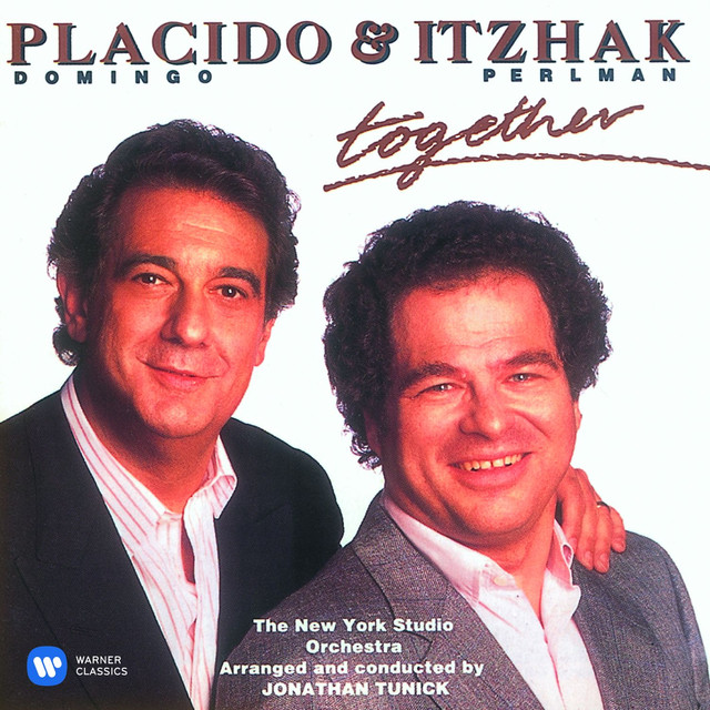 Perlman & Domingo - Together Albumcover
