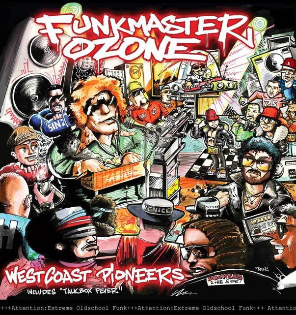 Dj Tools Bonus, a song by Funkmaster Ozone on Spotify