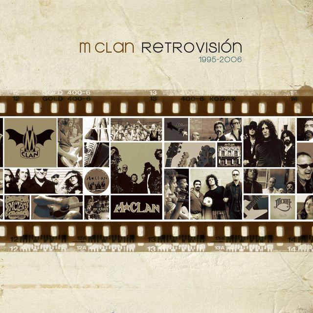 M-Clan Retrovision album cover