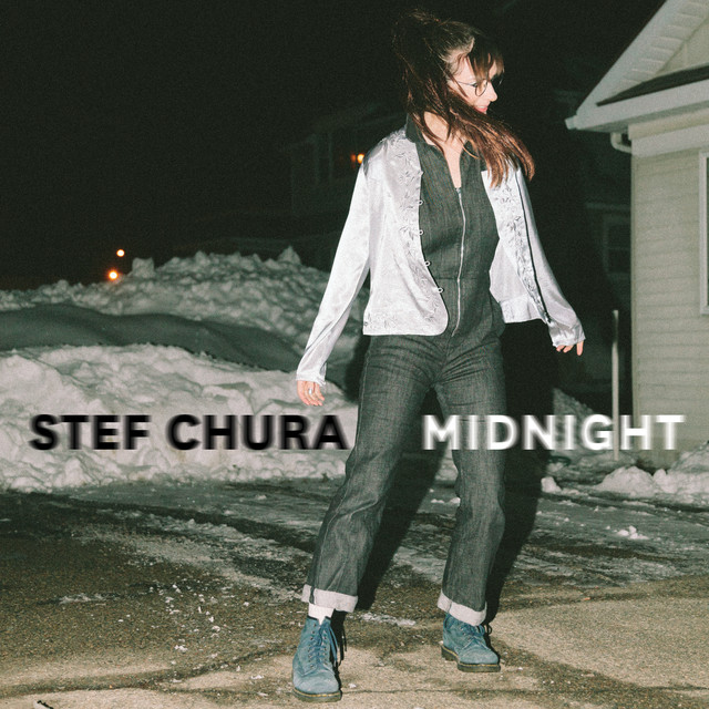 Album cover for Midnight by Stef Chura