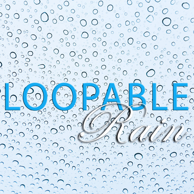 Loopable Rain Albumcover