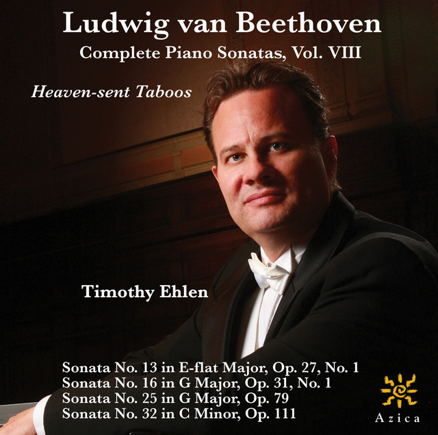 Beethoven: Complete Piano Sonatas, Vol. 8 Albumcover