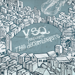 Vitamin String Quartet Performs The Decemberists Albumcover