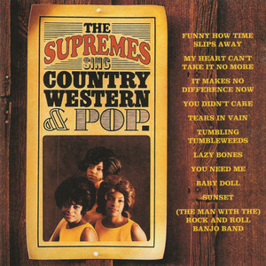 The Supremes Sing Country Western & Pop album