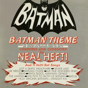 Batman Theme and 11 Hefti Bat Songs album