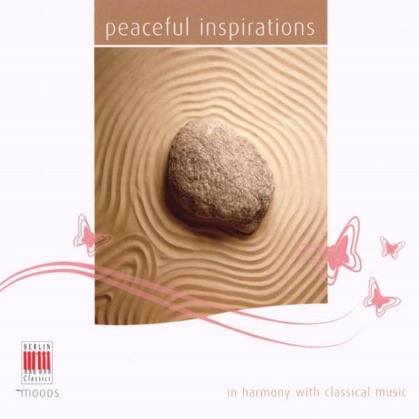 De Falla, Ravel, Strawinsky, Albeniz, Tschaikowsky, Hindemith, Respighi, Prokofjew, Mussorgsky, Kódaly: Peaceful Inspirations
