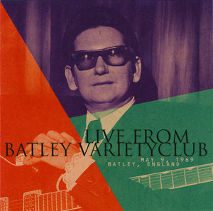 Live From Batley Variety Club Albumcover