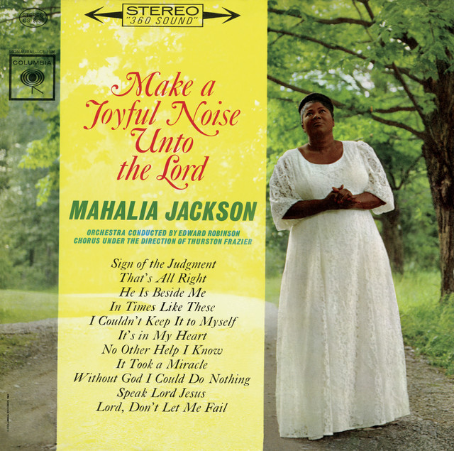 speak lord jesus a song by mahalia jackson on spotify