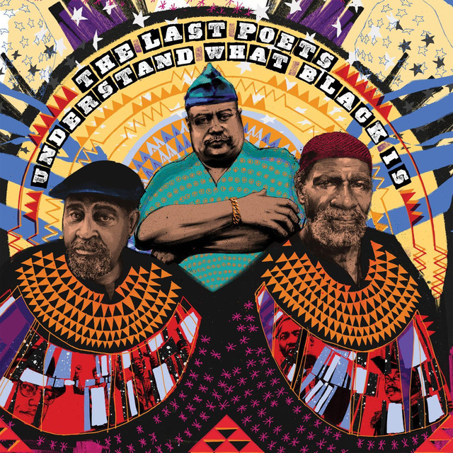 Album cover for Understand What Black Is by The Last Poets