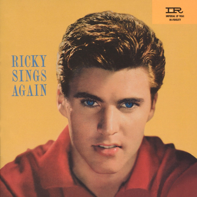 Ricky Nelson Ricky Sings Again / Songs By Ricky album cover