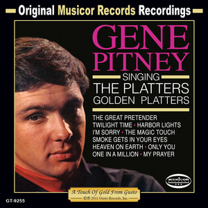 Singing The Platters' Golden Platters album