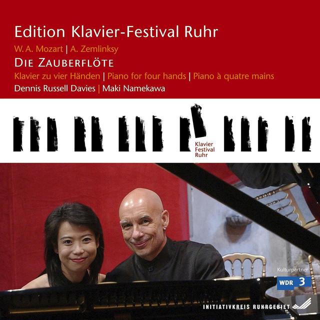 Mozart: Die Zauberflöte (Arr. by A. Zemlinsky) (Edition Ruhr Piano Festival, Vol. 10) Albumcover