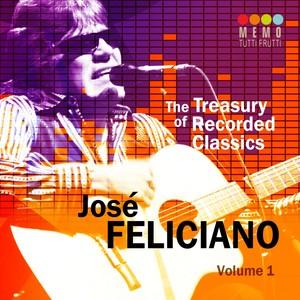 The Treasury of Recorded Classics: José Feliciano, Vol. 1 Albumcover