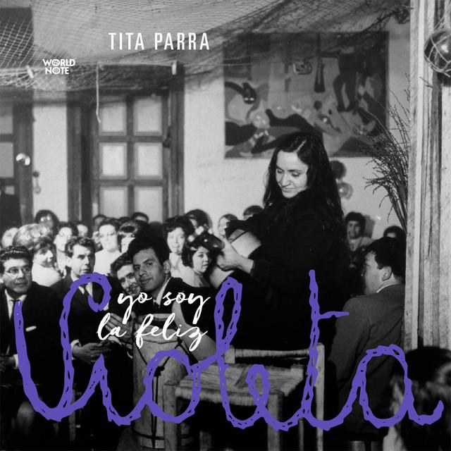 Artwork for Tambor del Indio Palpite (El Guillatún / Arauco Tiene una Pena / Casamiento de Negros / Rin del Angelito / la Pericona Se Ha Muerto_ - Cantos Hilados by Tita Parra