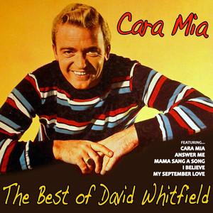 Cara Mia, the Best of David Whitfield album