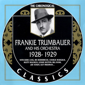 Frankie Trumbauer My Pet cover