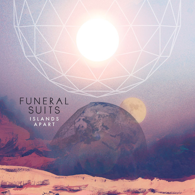 Album cover for Islands Apart by Funeral Suits
