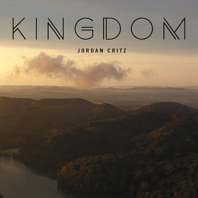 Album cover for Kingdom by Jordan Critz
